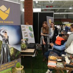 Garden Rangers na targach Green Days w PTAK Warsaw EXPO