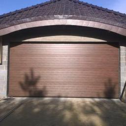 Bramy garażowe Zawiercie 12