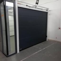Bramy garażowe Zawiercie 2