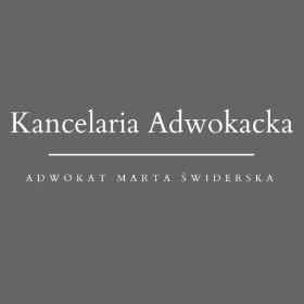 Adwokat Marta Świderska Pruszków - Kancelaria Prawna Pruszków