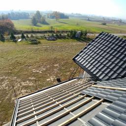 Wymiana dachu Szypliszki 2