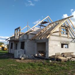 Wymiana dachu Szypliszki 4
