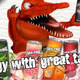 10 egzotycznych smakow mad-croc premium energy