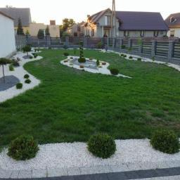 Projektowanie ogrodów Mogilno 2
