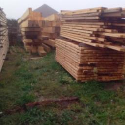 Tartak Drzewny - Skład Drewna Tereszpol