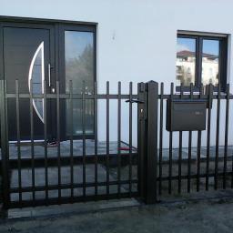 Ogrodzenia kute Deszczno 8