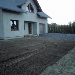 Odśnieżanie dróg i placów Podolin 5