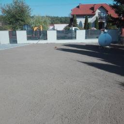 Odśnieżanie dróg i placów Podolin 2