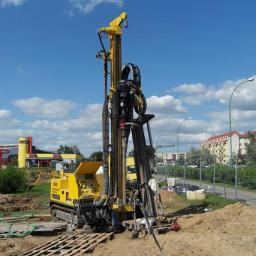 Firma hydrogeologiczna Pangea Zbigniew Bigaj - Studnie głębinowe Chrzanów
