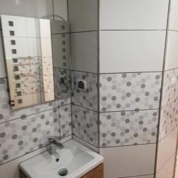 Remont łazienki Sułkowice 6