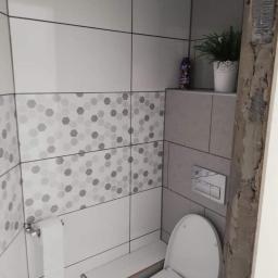 Remont łazienki Sułkowice 1