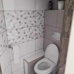 Remont łazienki Sułkowice 2
