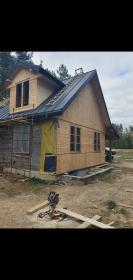 LISOWSKI KAROL - Budowa Więźby Dachowej Krok Po Kroku Narewka