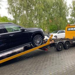 Transport samochodów Płock 3