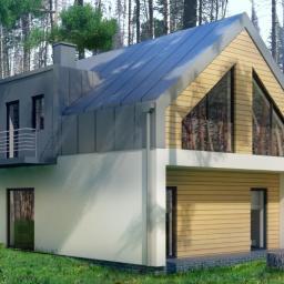 Projekty domów Załęże 6