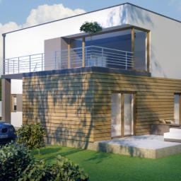 Projekty domów Załęże 5
