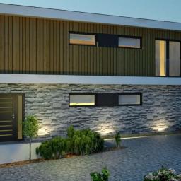 Projekty domów Załęże 4