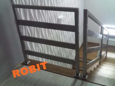 ROBIT ROBERT DRUCIAK - Balustrady ze Szkła Biecz