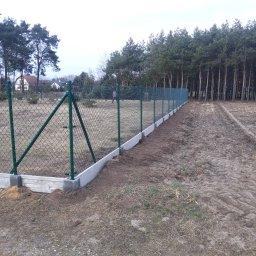 Ogrodzenia panelowe Żelechlinek 6