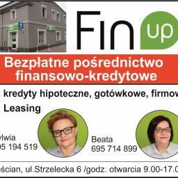 FinUp Partner Kościan - Kredyt hipoteczny Kościan