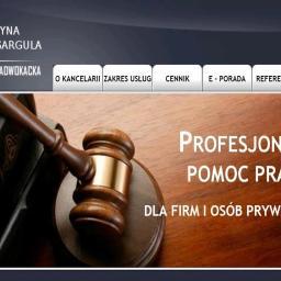 Kancelaria Adwokacka Adwokat Justyna Molek-Gargula - Adwokat Nowy Sącz
