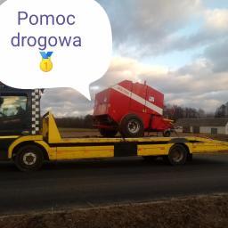 POMOC DROGOWA#RAWA MAZOWIECKA Woźniak- Trans - Transport Samochodów Rawa Mazowiecka