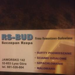 RS-BUD - Płyty Karton Gips Łysa Góra