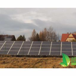 Wolnostojąca instalacja PV o mocy 11 kWp