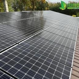 Instalacja fotowoltaiczna 12,6 kWp - Góra Kalwaria
