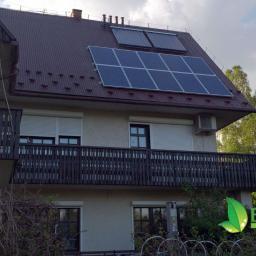 Instalacja PV o mocy 6 kWp