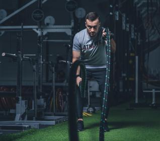 Trener Personalny Wojciech Jasiński - Sporty drużynowe, treningi Wrocław