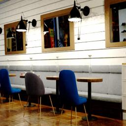 Realizacja wizualizacji przestrzeni gastronomicznej w Katowicach