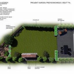 Projektowanie ogrodów - Architekt Zieleni Kraków