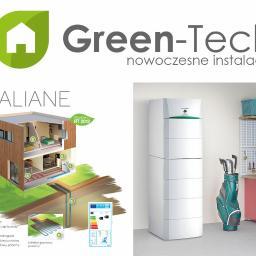 Green-Tech Andrzej Bialik - Instalacje grzewcze Jasło