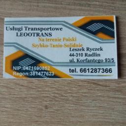 Transport busem Radlin 2