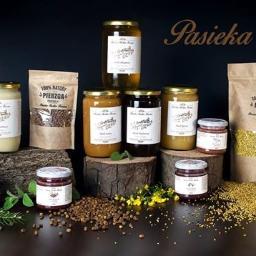 Pasieka Słodka Kraina - Pszczelarstwo Lubliniec