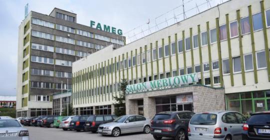 Fameg Sp z o.o. - Brykiet Drzewny Radomsko