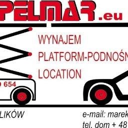Pelmar - Ładowarko-koparki Zaklików