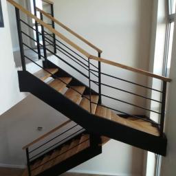 Schody metalowe Tyniowice 1