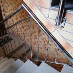 Schody metalowe Tyniowice 18