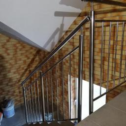 Schody metalowe Tyniowice 20