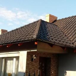 Wymiana dachu Krobia 1