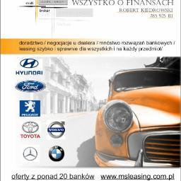 MS Leasing - Leasing Bielsko-Biała