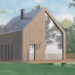 Projekty domów Rabka-Zdrój 4