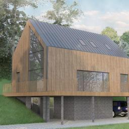 Projekty domów Rabka-Zdrój 2