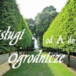 usługi ogrodnicze od A do Z - Systemy Nawadniające Krosino