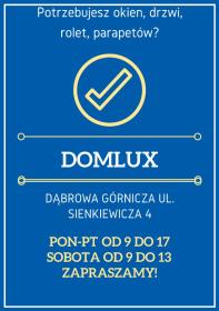 Domlux Paweł Kmiotek - Bramy garażowe Dąbrowa Górnicza