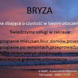 BRYZA - Mycie Okien Pabianice