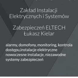 Zakład Instalacji Elektrycznych i Systemów Zabezpieczeń ELTECH Ł Kielar - Monitoring Gliwice