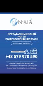 """""""NEXTA"""" - Leasing Pracowników Wrocław"""